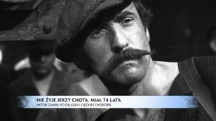Nie żyje Jerzy Cnota