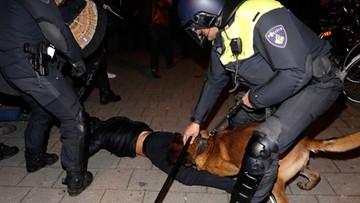 12-03-2017 05:42 Turecka minister odesłana z Holandii. Policja rozpędziła demonstrację Turków