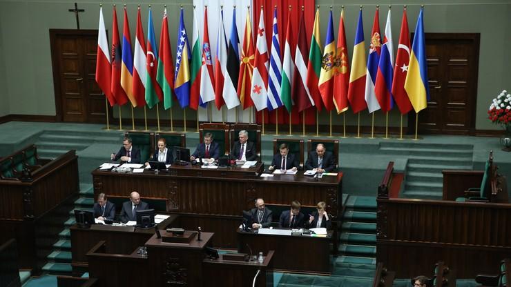 Szczyt szefów parlamentów Europy Środkowej i Wschodniej. Kuchciński: współpraca będzie służyła wszystkim