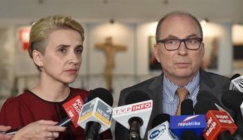 27-04-2016 13:16 Nowoczesna: będzie wniosek do komisji etyki ws. wypowiedzi Mazurek