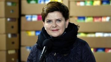"""21-03-2016 12:22 """"Nie złamałam konstytucji"""". Premier o sprawie TK"""