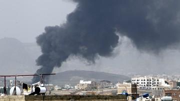 09-08-2016 16:17 Naloty na teren prezydenckiego kompleksu i bazę wojskową. Złamały się rozmowy pokojowe ws. jemeńskiego konfliktu