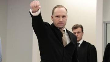 15-01-2016 07:15 Breivik został zatrzymany w Niemczech dwa lata przed zamachami. Miał elementy broni i amunicję
