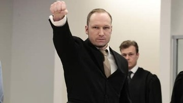 """Zbyt wysoki poziom izolacji"". Breivik skarży Norwegię do Strasburga"
