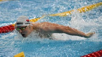 2017-12-13 ME w pływaniu: Brązowy medal męskiej sztafety 4x50 m kraulem