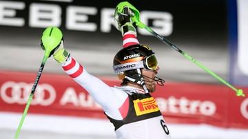 2017-02-19 Alpejskie MŚ: Hirscher najlepszy w slalomie