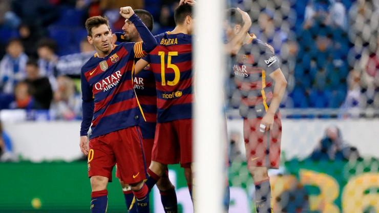 Bez niespodzianek w Pucharze Króla. Barcelona i Athletic grają dalej