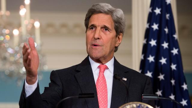 Kerry: kryzys migracyjny ma charakter światowy