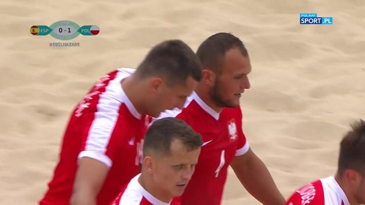 Polska - Hiszpania 4:3 (7:6 k.). Skrót meczu