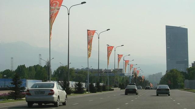 Kazachstan: atak na policjantów, co najmniej dwie osoby zabite