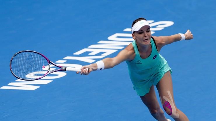 WTA Sydney: Radwańska w ćwierćfinale