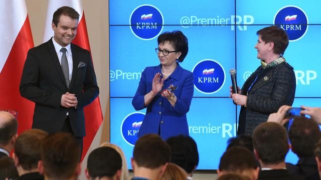 Rafał Bochenek nowym rzecznikiem rządu