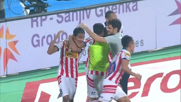 2016-12-18 Atletico de Kolkata mistrzem Indii. O losach tytułu przesądziły rzuty karne!