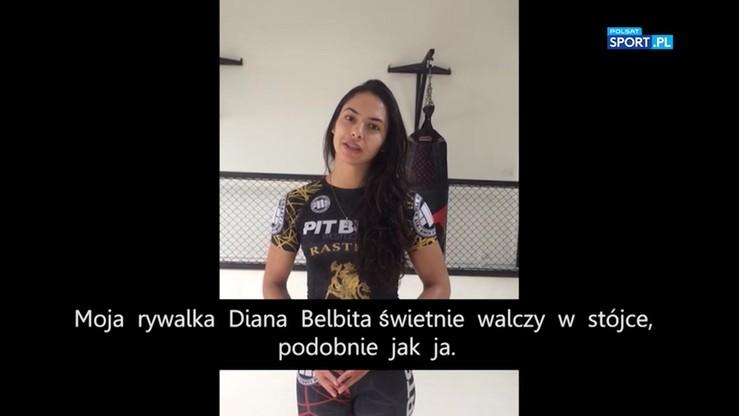 Ariane Lipski - Diana Belbita na KSW Colosseum!