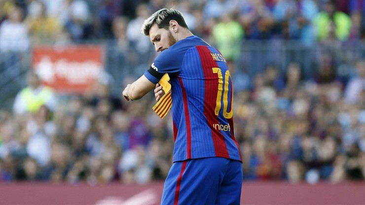 Messi trafi do Anglii? Guardiola: Może chce gdzieś odejść
