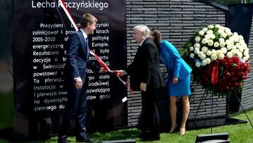 """18-06-2016 12:33 Lech Kaczyński patronem terminala LNG w Świnoujściu. """"Odrzucał stwierdzenie, że Polska jest jak brzydka panna bez posagu"""""""
