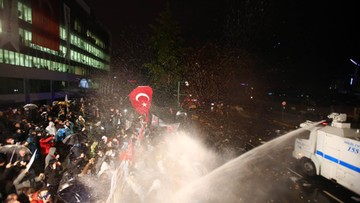 08-03-2016 11:05 Turcja: władze przejęły kontrolę nad agencją prasową powiązaną z Gulenem
