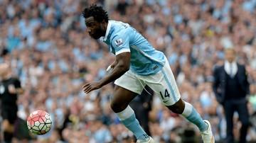 2015-10-18 Napastnik Manchesteru City latem chorował na malarię