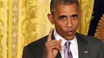 24-07-2016 18:18 Obama zarzuca Trumpowi brak przygotowania