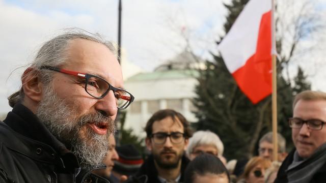 Kijowski: KOD jest w centrum zainteresowania służb specjalnych
