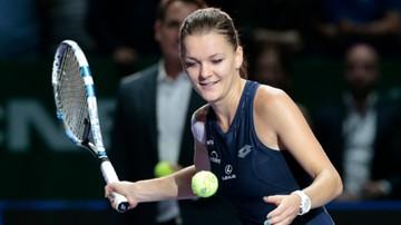 2015-11-02 Trzy akcje Radwańskiej w zestawieniu najlepszych zagrań WTA Finals (WIDEO)