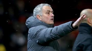 2017-12-13 Mourinho nie wytrzymał na konferencji prasowej