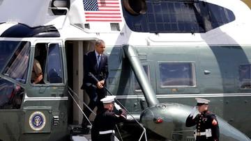 """21-11-2015 06:23 Barack Obama o zamachu w Mali: """"barbarzyństwo islamskich ekstremistów"""""""