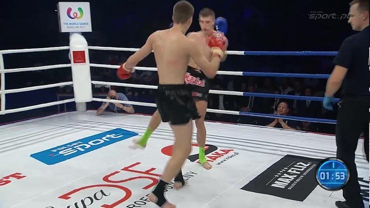 2015-10-24 Rajewski - Borowski-Beszta. Skrót walki