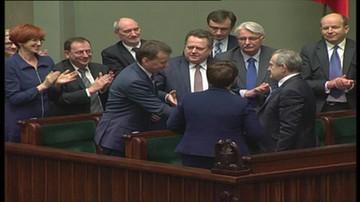 Sejm przeciwko odwołaniu szefa MSWiA Mariusza Błaszczaka