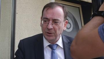 """27-07-2017 14:40 """"Minister Mariusz Kamiński chce zbadania Fundacji Otwarty Dialog"""""""
