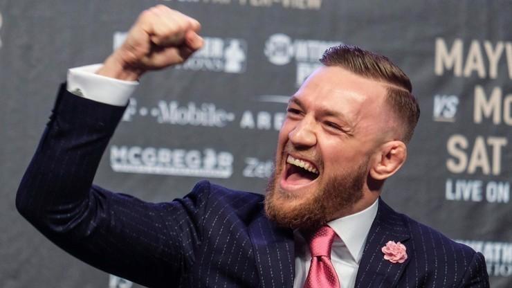 UFC w Rosji? W Moskwie chcą wielkiej walki McGregora z Nurmagomedovem