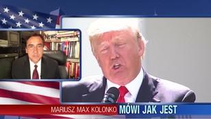 Mariusz Max Kolonko - Klimat Trumpa