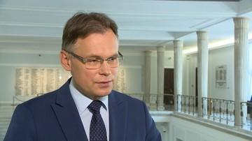 09-08-2017 08:04 Mularczyk ws. reparacji: czy Niemcy chcą obrazić Polskę twierdząc, że nic jej się nie należy?