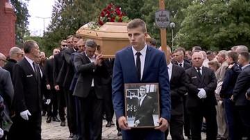 Pogrzeb wybitnego koszykarza Adama Wójcika we Wrocławiu