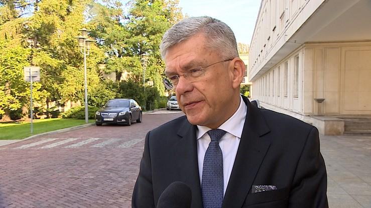 Karczewski: chcemy reformę sądownictwa przeprowadzić do końca roku