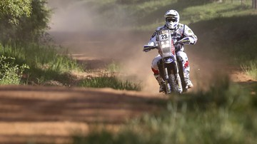 2017-01-02 Rajd Dakar: Francuz de Soultrait najszybszym motocyklistą na 1. etapie