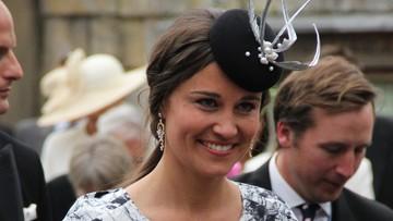 16-05-2017 20:55 Pippa Middleton wychodzi w sobotę za mąż