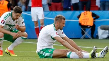Walia - Irlandia Północna: Samobój na wagę awansu! McAuley wpakował piłkę do własnej bramki (WIDEO)