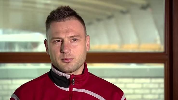Piłkarz Znicza: Udowodnimy, że stanowimy drużynę