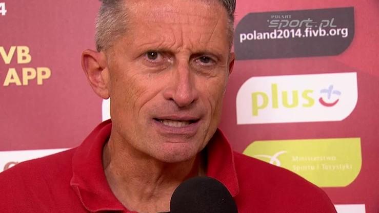 Legenda włoskiej siatkówki: Przeciwstawimy się Polakom