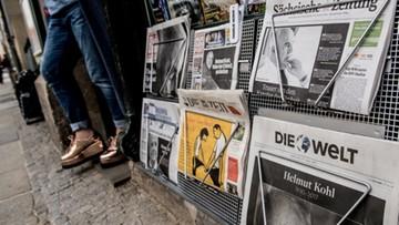 17-06-2017 12:25 Niemiecka prasa: Helmut Kohl mocno zakotwiczył Niemcy w Europie