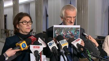 28-12-2016 15:56 Terlecki: poseł PO przeszukiwał rzeczy posłów PiS