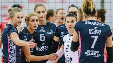 2016-11-21 Liga Mistrzyń siatkarek: Terminarz polskich drużyn