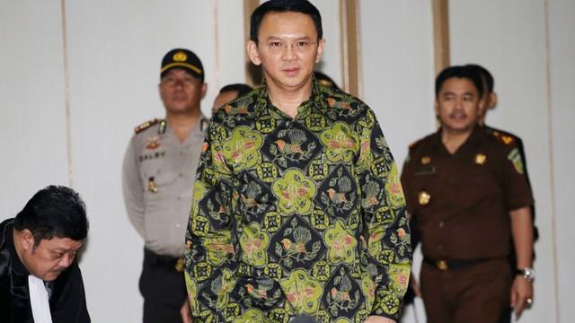 Indonezja: prokuratura żąda roku więzienia dla gubernatora Dżakarty za antymuzułmańskie bluźnierstwo