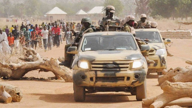 Ofensywa Boko Haram w Nigerii - ponad 50 zabitych w 48 godzin