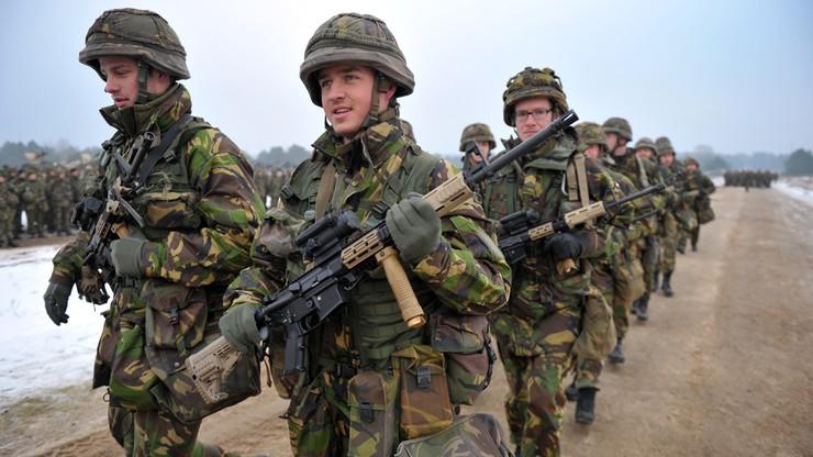 4,5 tys. żołnierzy w Drawsku Pomorskim. Rozpoczęły się międzynarodowe ćwiczenia Bison-17
