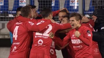 2016-11-27 1 liga: Zagłębie Sosnowiec przełamało złą serię i 2016 rok skończy na podium