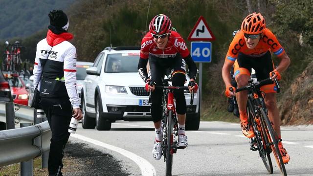 Giro d'Italia: po raz drugi polska ekipa na starcie