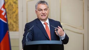 09-10-2016 11:31 Orban: ws. poprawki do konstytucji liczę na poparcie wszystkich posłów