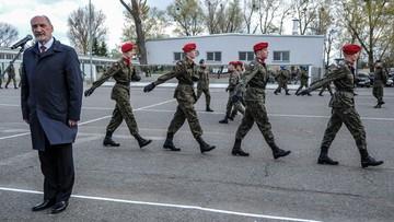 22-04-2016 10:16 MON: koncepcja obrony terytorialnej – w najbliższych dniach